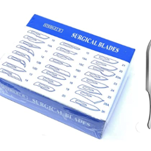 Dermaplaning #10 Scalpel/Blades