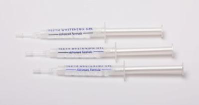 Botanical Teeth Whitening Gel Syringe