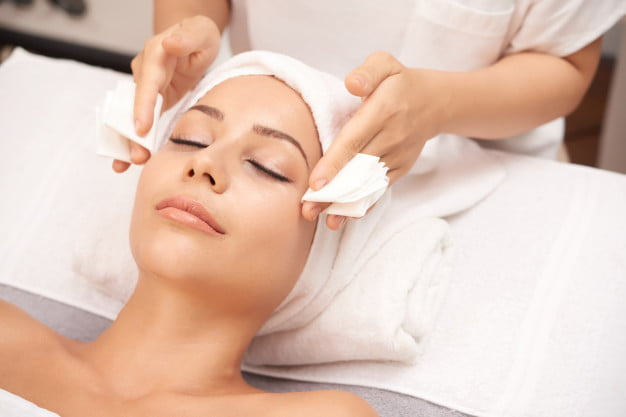 The Beauty Benefits Of Facials