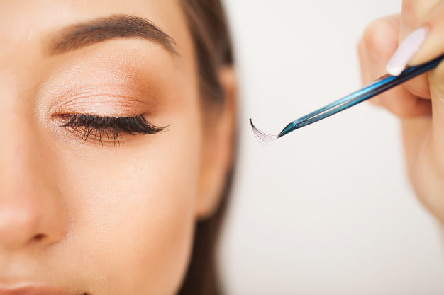 Types Of Eyelash Extensions And Aftercare